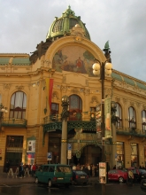 Prague's Municipal House