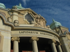 Lapidary at Prague Exhibition Ground